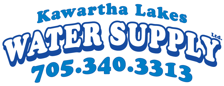 Kawartha Lakes Water Supply Logo Rolling Water